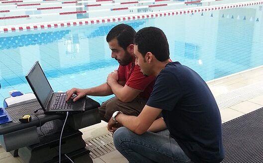 كيف تنقذ المستشعرات تحت الماء الناس من الغرق في السعودية؟
